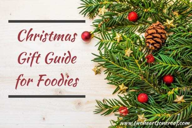 Christmas Gift Guide – Gift Ideas for Foodies