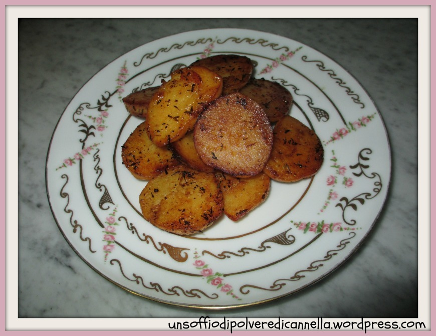 FONDANT POTATOES – GORDON RAMSAY