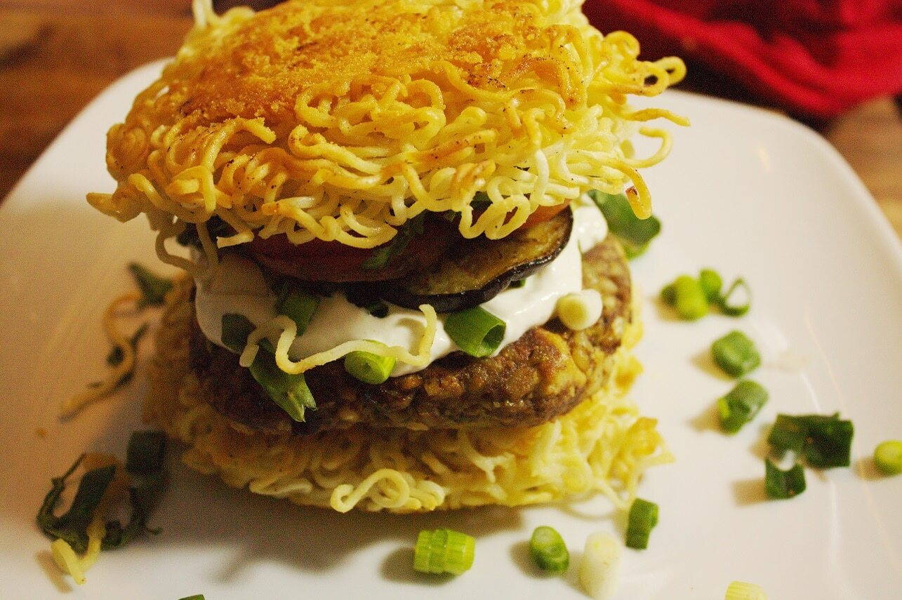 Ramen Burger vegan