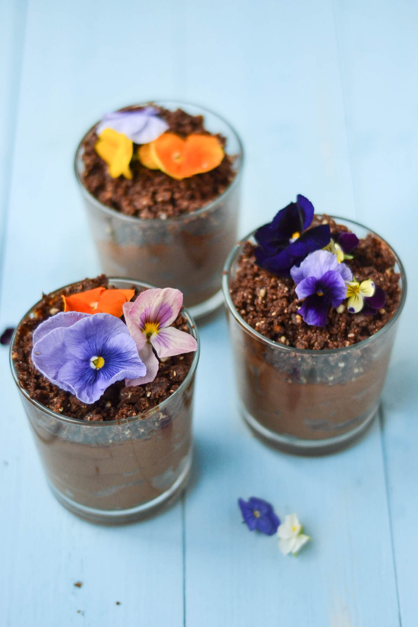 Nākd Chocolate Mousse Pots