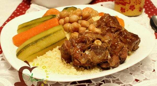 Couscous au collier du mouton