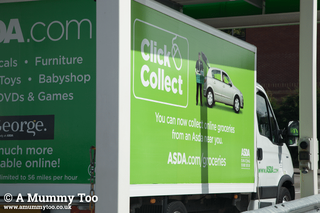 Have you tried ASDA's Click & Collect service?