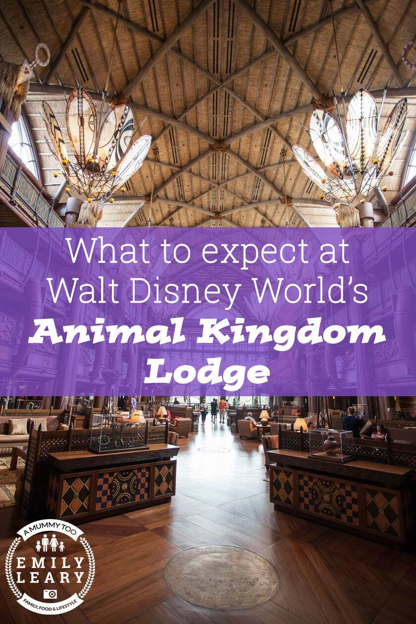 Walt Disney World, Florida‎! Part 1 – Animal Kingdom Lodge
