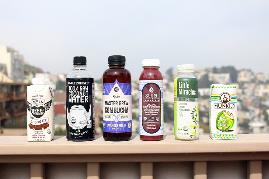 My Top 5 Vegan Drinks at Expo West 2015