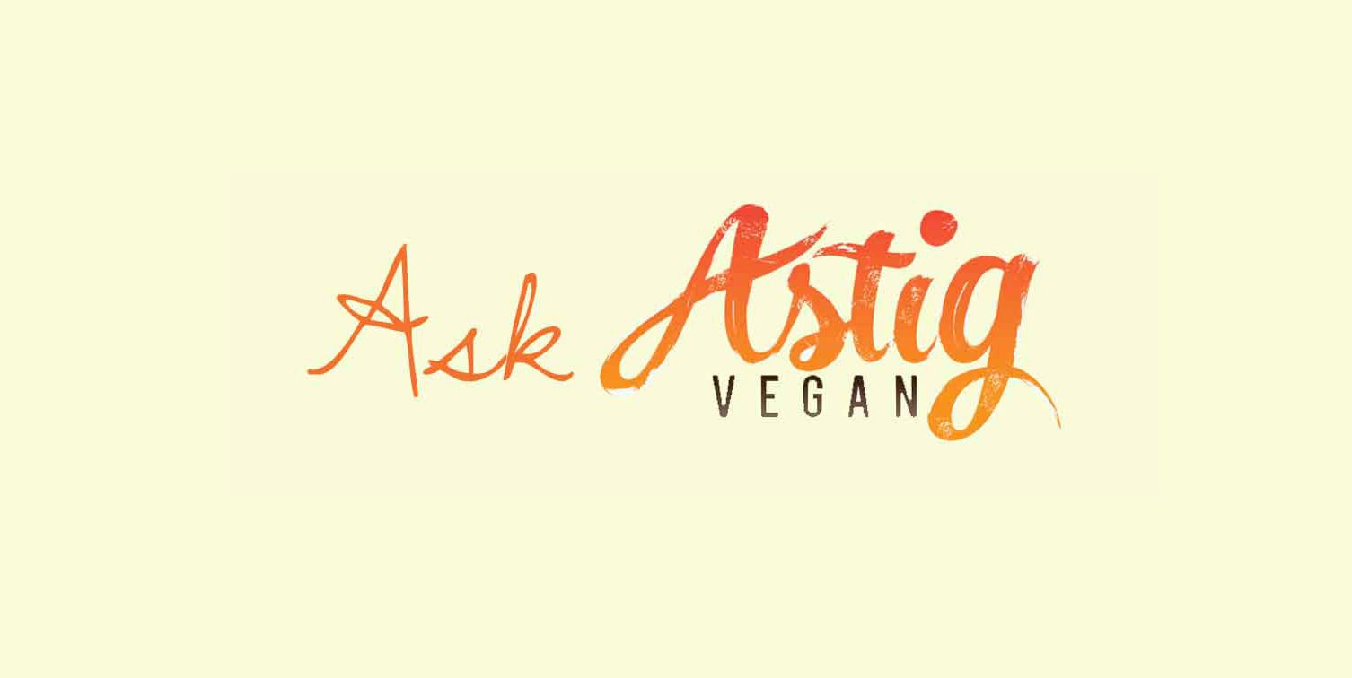 Ask Astig Vegan 1