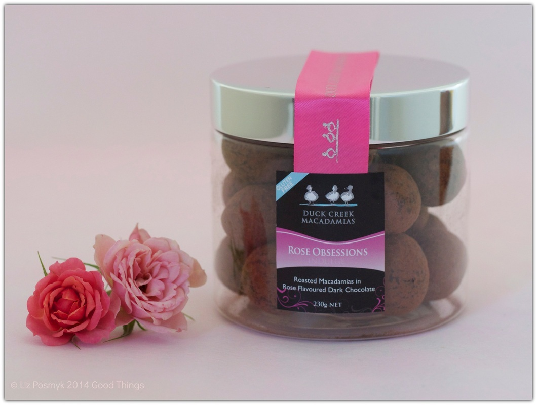 Duck Creek Macadamias 'Rose Obsessions' Mother's Day giveaway