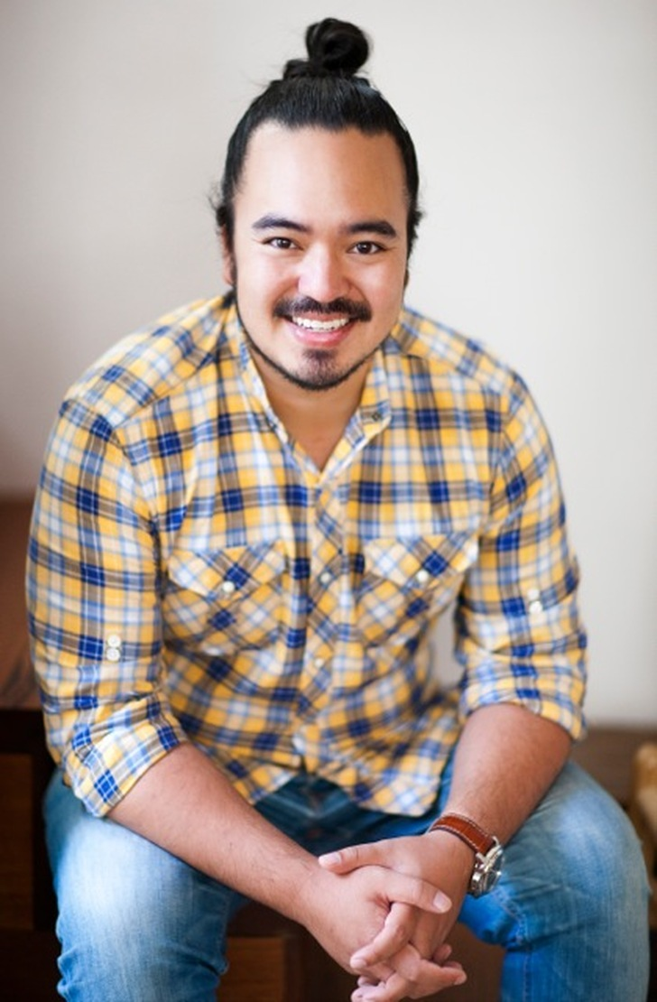 A conversation with Adam Liaw re his latest cookbook Adam's Big Pot