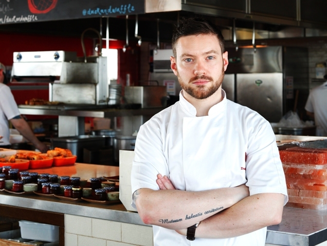 BITE FROM MY LIFE: EXECUTIVE CHEF AT DUCK AND WAFFLE