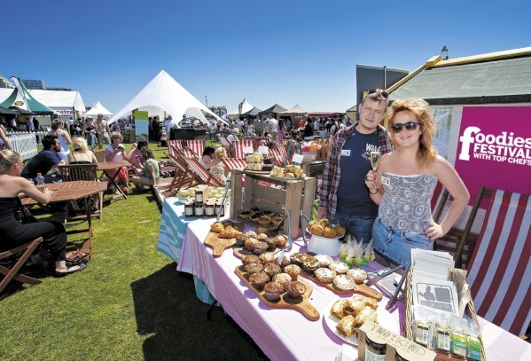 Foodies Festival moves to The Downs this June 26th to 28th