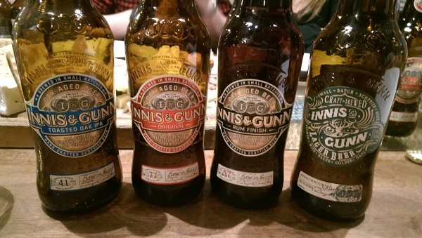 Brewhouse & Kitchen beer matching dinner: Review