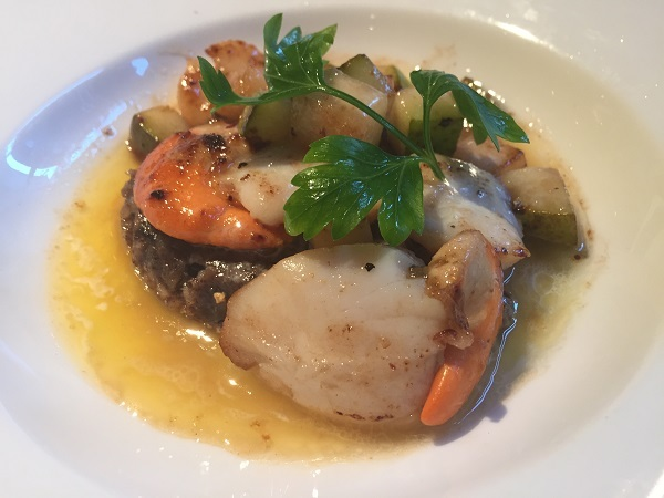 Loch Fyne, Queen Charlotte Street: Review