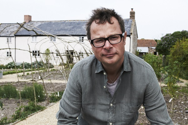 Lunch with Hugh, River Cottage Canteen, October 22nd