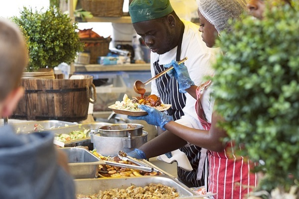 Foodies Festival Bristol: May 13th – 15th