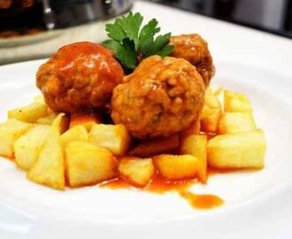 Recetas de acompa amiento para albondigas con tomate - Acompanamiento para albondigas ...