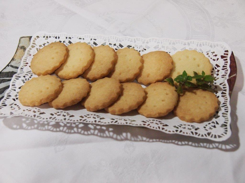 Galletas escocesas de mantequilla (Shortbread)