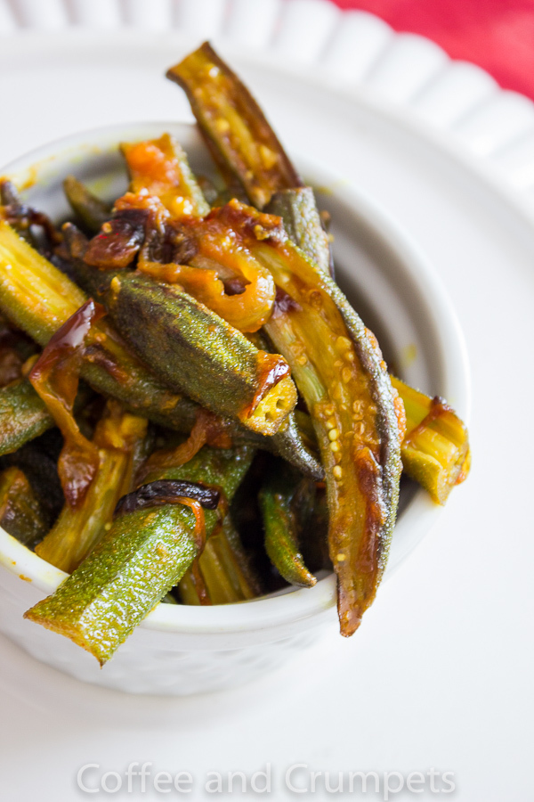 Bhindi Masala | Indian Fried Okra