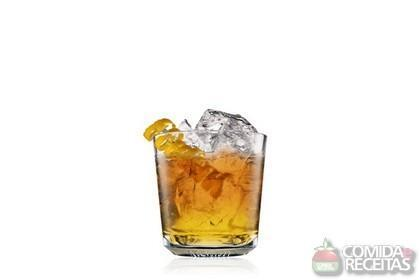 Receita de Old Fashioned