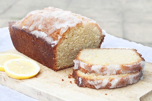 Luscious Lemon Drizzle Cake Recipe