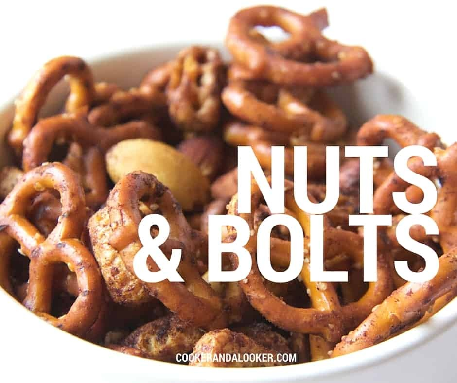 how to make nuts and bolts