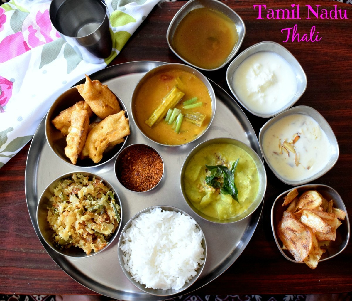 Tamil Nadu Thali ~ How to plan