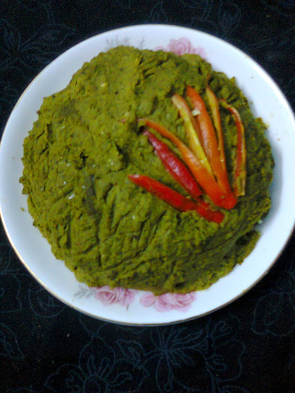 Quick And Easy Side Dish –  Pointed Gourd (Parwal/Potol) Bharta