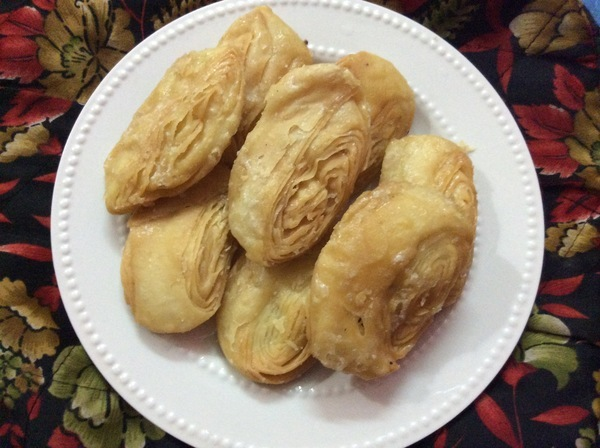 Bijoya Dashami Misti–Khaja Recipe.