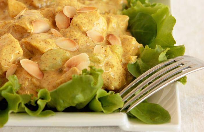 Coronation chicken recipes - myTaste