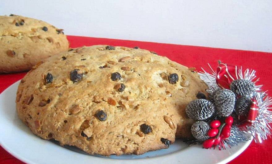 Panettone genovese - pandolce
