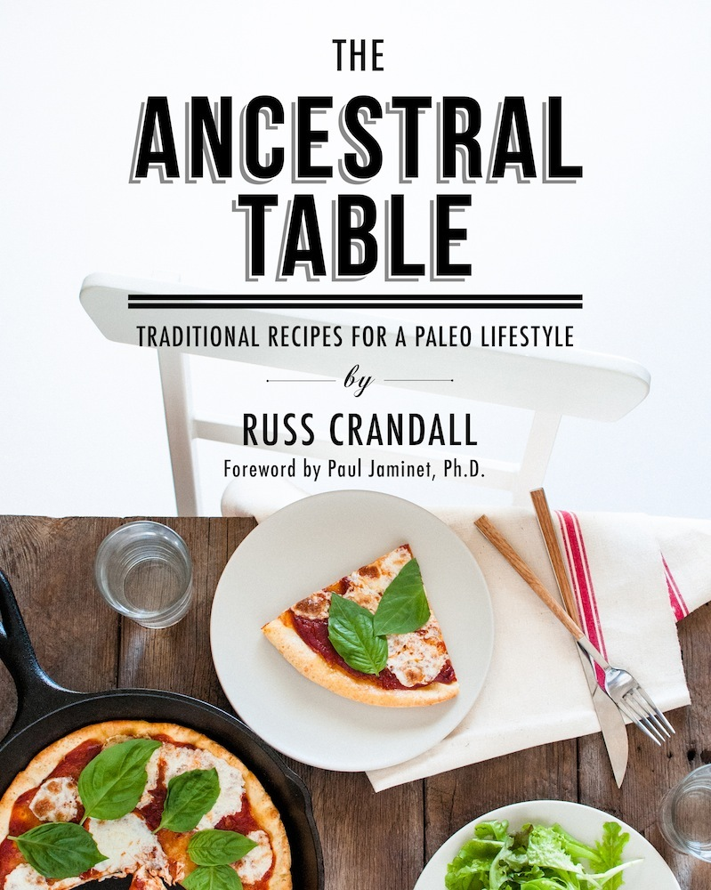 """The Ancestral Table"" reseña, receta y sorteo!"