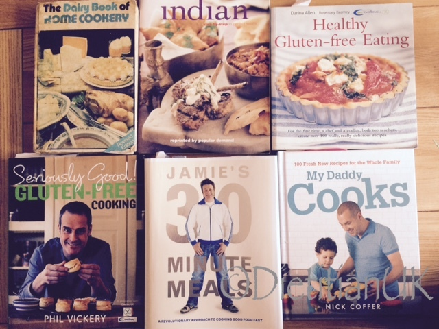 My Favourite Cookery Books