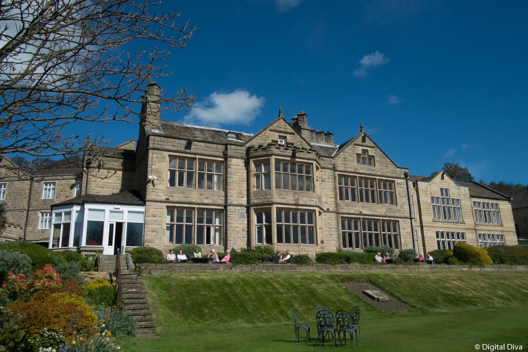 Hollins Hall Spa Break in Yorkshire