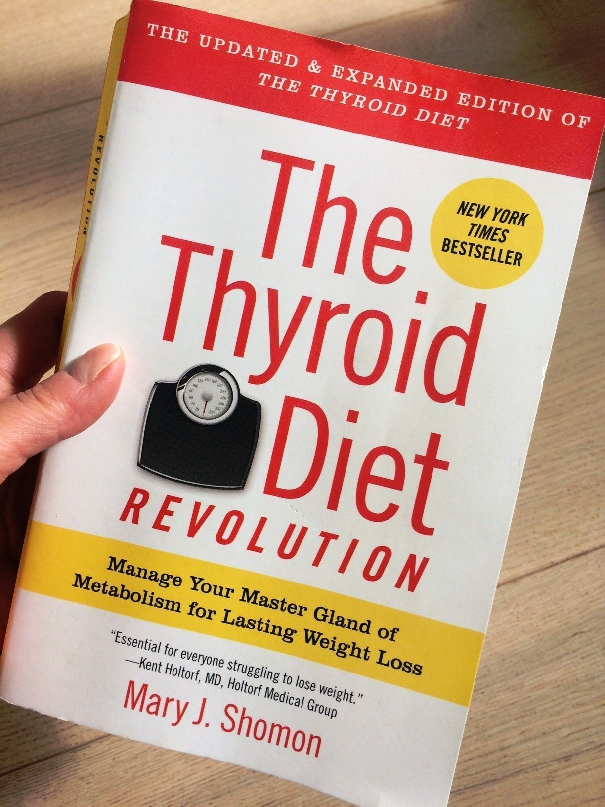 The Thyroid Diet Revolution: Recensione del Libro