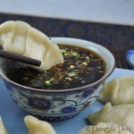 Failsafe Chinese Dumplings and Chive Pancakes with Dipping Sauce