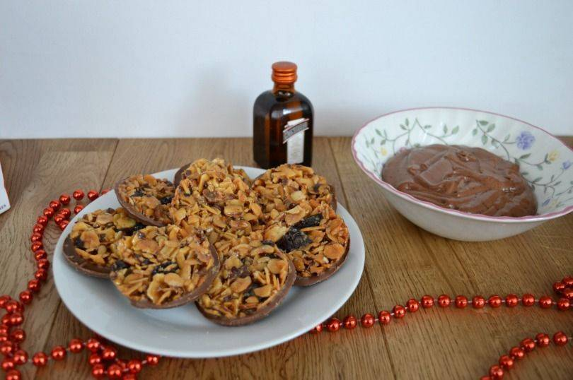 Cointreau Chocolate Dipping Sauce