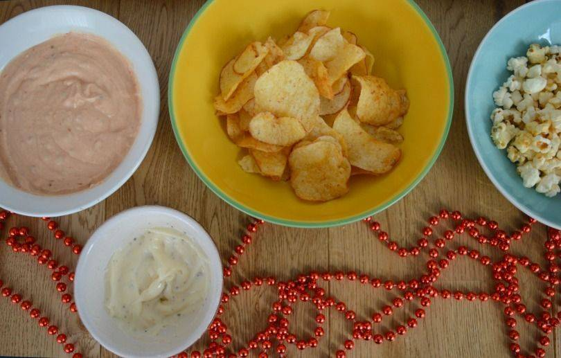 Party Dips and Snacks