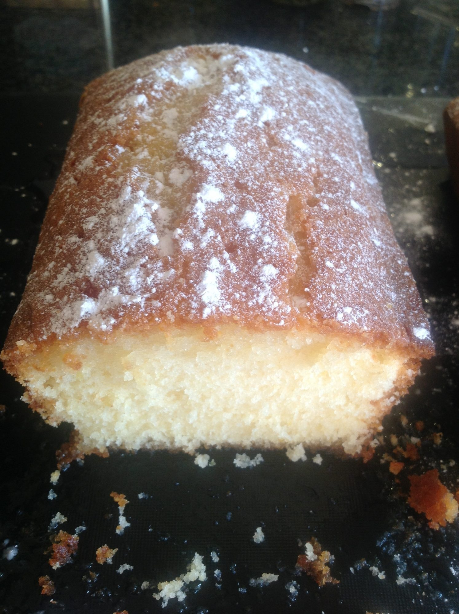 Lemon Drizzle Cake – from the lovely Mel