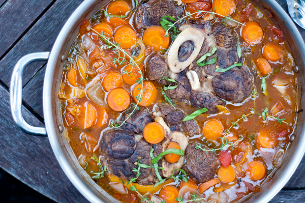 French Fridays with Dorie: Osso Buco à l'Arman