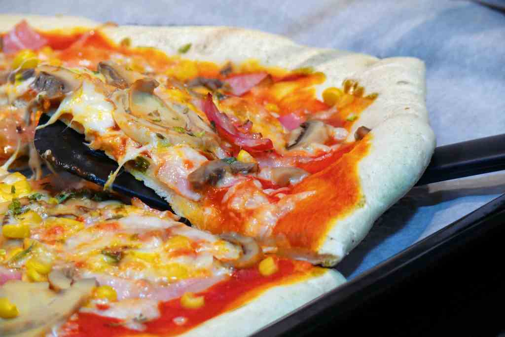 Receta Masa pizza Domino´s