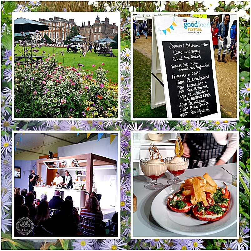 A day at BBC Good Food Festival – Hampton Court 2015