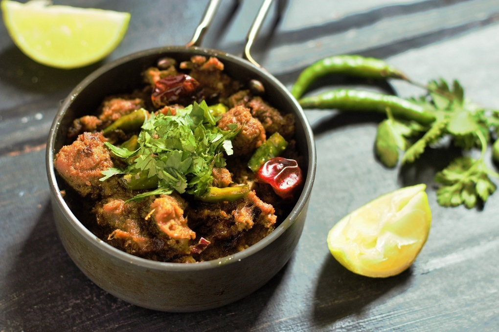 Mutton Sukka Recipe, Chettinad Mutton Sukka Varuval