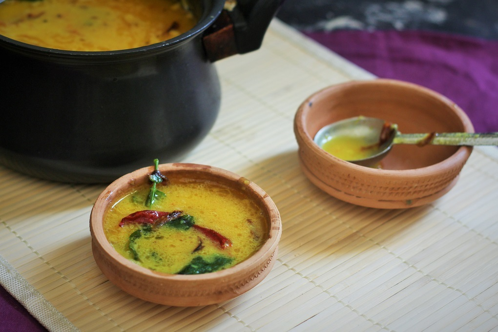 Gujarati dal recipe, how to make gujarati dal