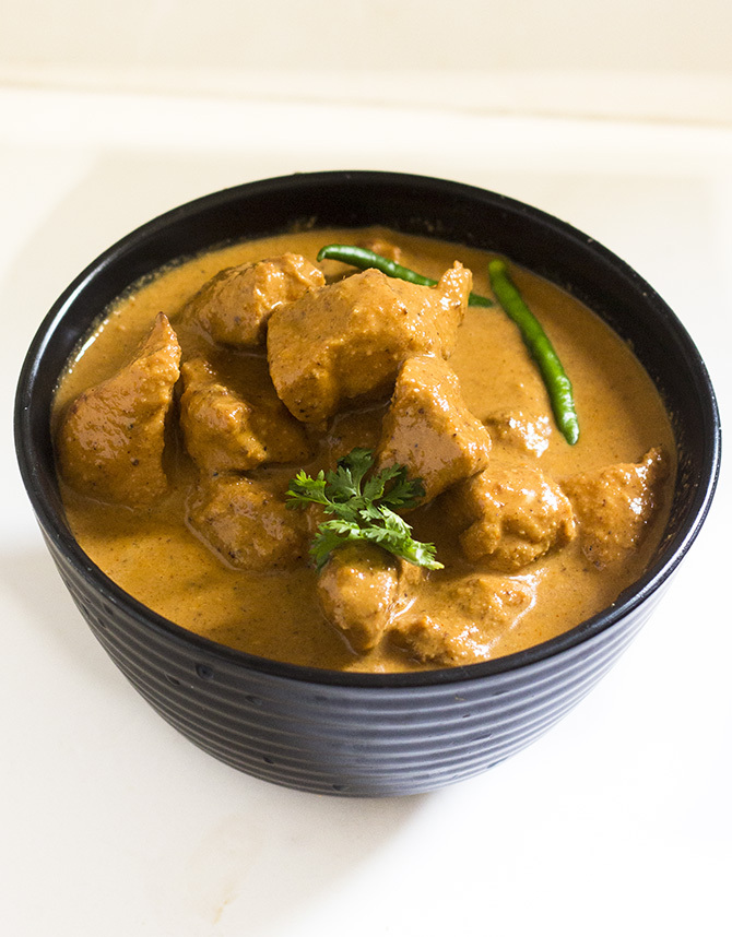 Indian Chicken Tikka Masala Recipe, Chicken Tikka Gravy