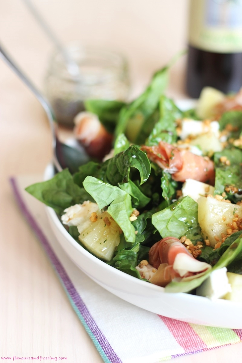 Healthy Gourmet Salad Recipe