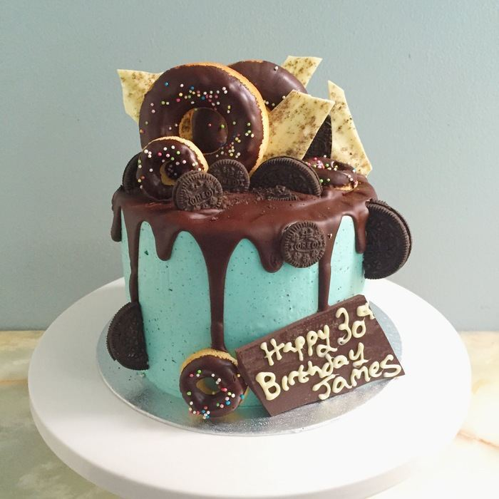 Boutique Bakery Anges de Sucre Offering Cake Decorating Classes