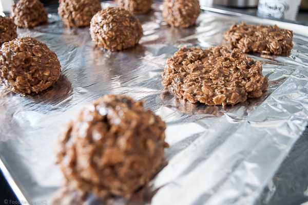 Oat and Unrefined Molasses Sugar Cane Cookies {completely handmade, no electric mixer}