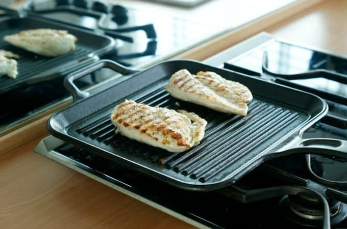 Review Lodge grillpan