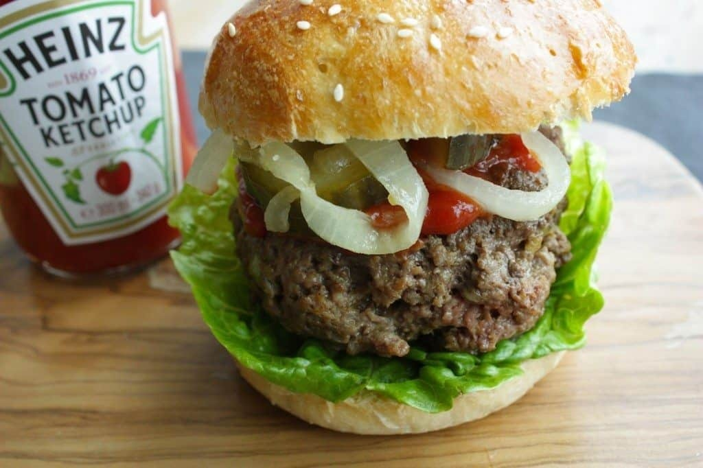 Surinaamse burger & wat is jouw ultieme burger recept?