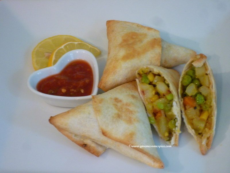 Tortilla wraps for Organic September