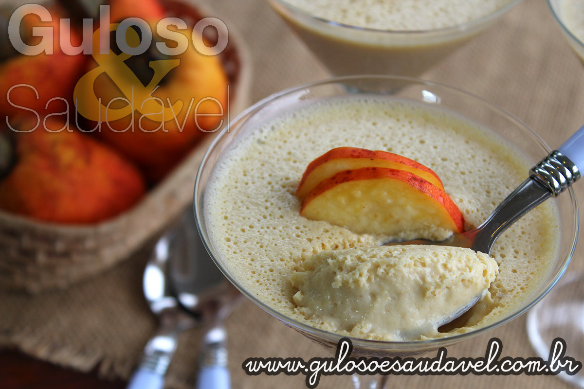 Mousse de Caju Diet