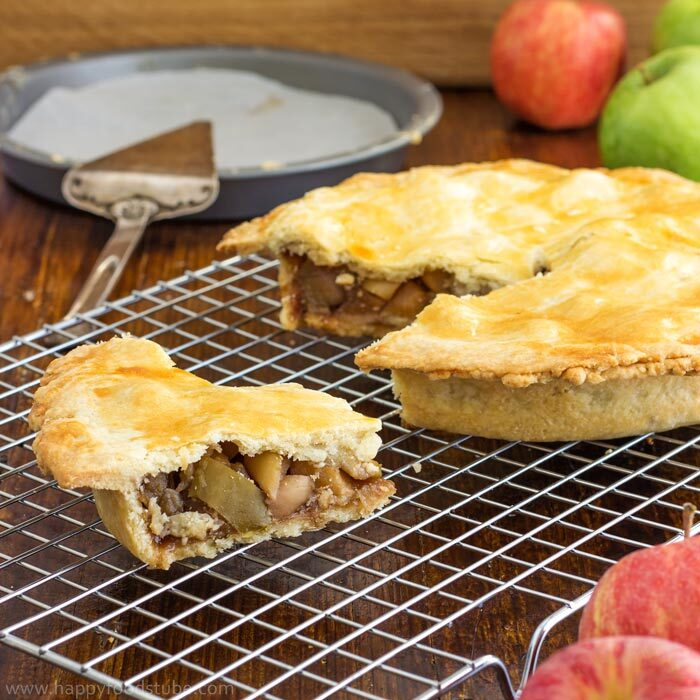 Easy Homemade Apple Pie